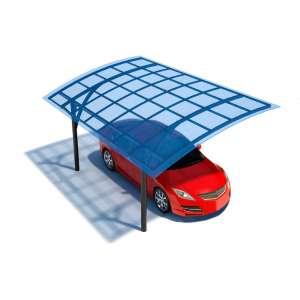 Консольный навес для автомобиля