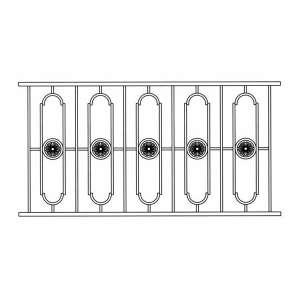 Ограждения балконов и лестниц СПб