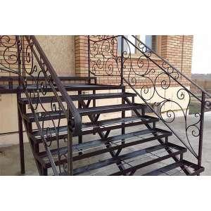 Кованые лестницы в СПб