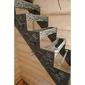 Купить металлическую лестницу в СПб