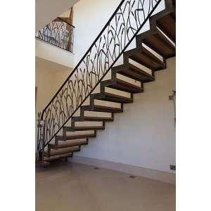 Изготовление металлических лестниц СПб