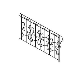 Ограждения балконов лестниц