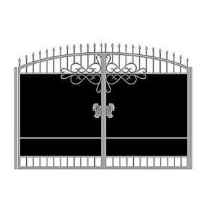 Ворота для частного дома цена СПб