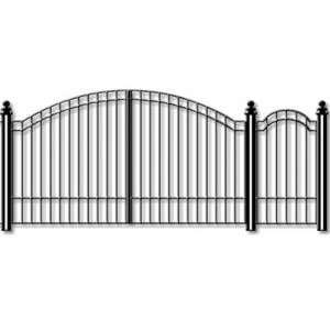 Ворота в Санкт-Петербурге